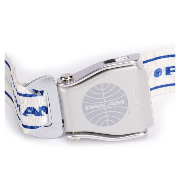 Pan Am Brand Belt