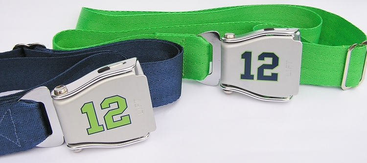 No. 12 JetBelt-2 Color
