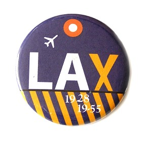 SkyTag Magnet LAX