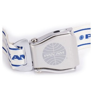 Pan Am Brand Belt (Ships USA Only)